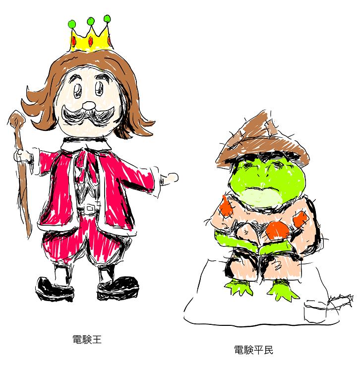 電験王と電験平民